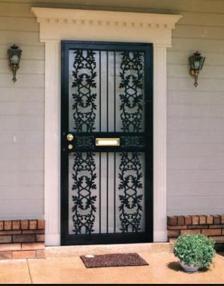 Security Door, Beautiful